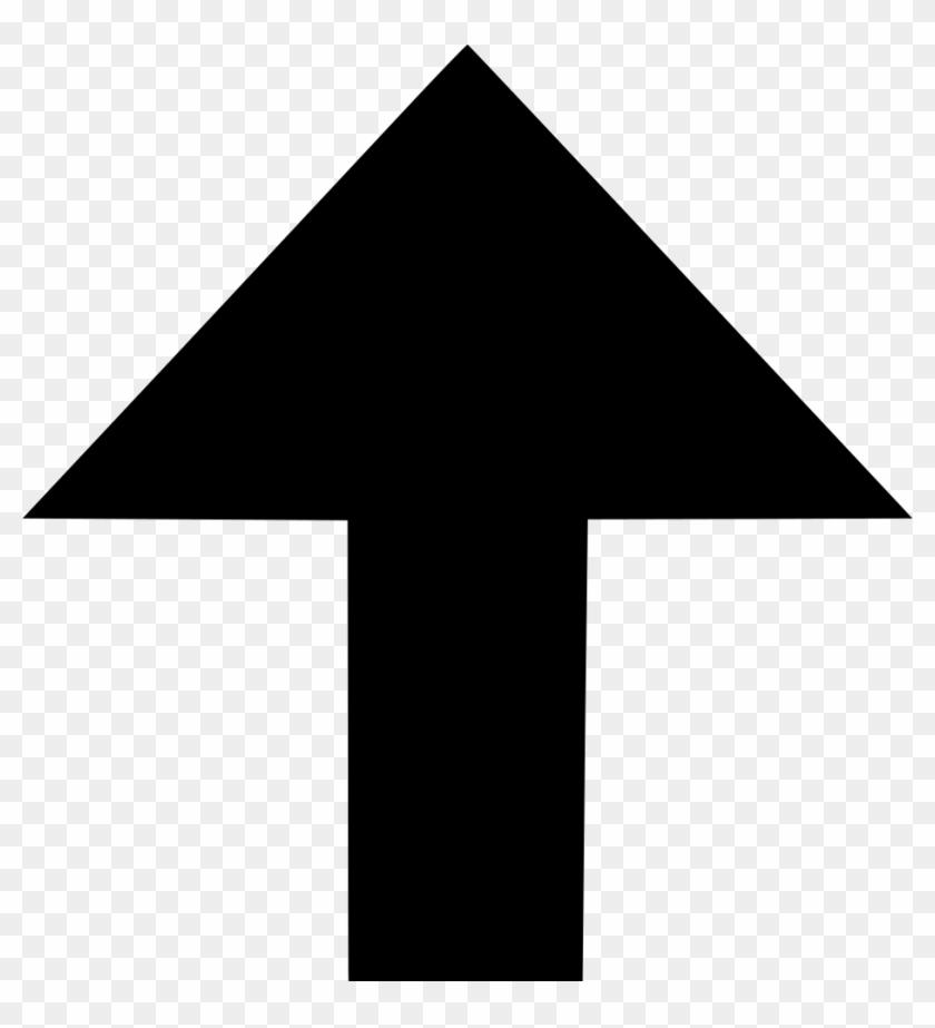 932 X 980 11 - Clip Art Arrow Up - Png Download #303353