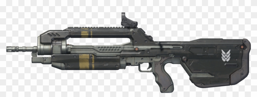 Br85 - Halo 5 Battle Rifle Png Clipart #304853
