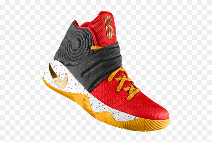 Kyrie 2 Id Men's Basketball Shoe - Kyrie 2 Id Men's Basketball Shoes Clipart #305159
