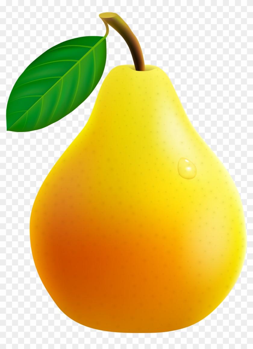Desenho De Frutas Em Png Clipart 307215 Pikpng