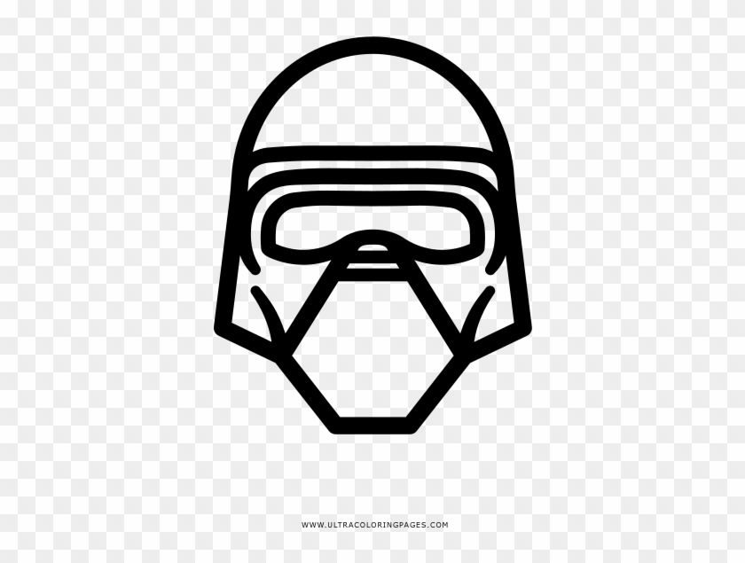 Clone Trooper Mask Template | Free Printable Papercraft Templates | 635x840