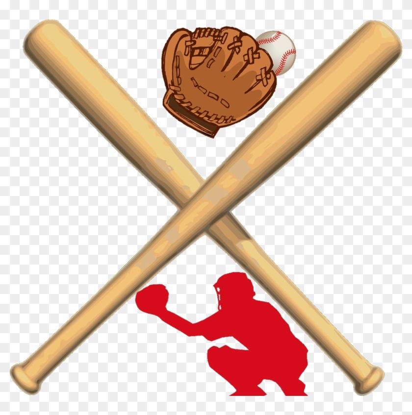 Baseball Bats, Louisville Bats, Baseball, Baseball - Baseball And Bats Clip Art - Png Download #3009124
