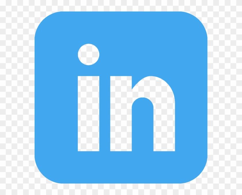 Linkedin Icon Clipart #3013856