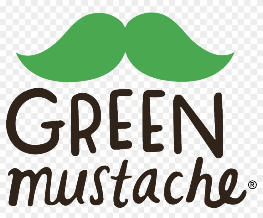 3 Green Mustache Jobs Internships - Green Mustache Logo Clipart #3020345