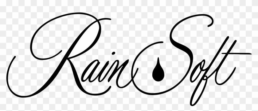 Rain Soft Logo Png Transparent - Rain Clipart #3023517