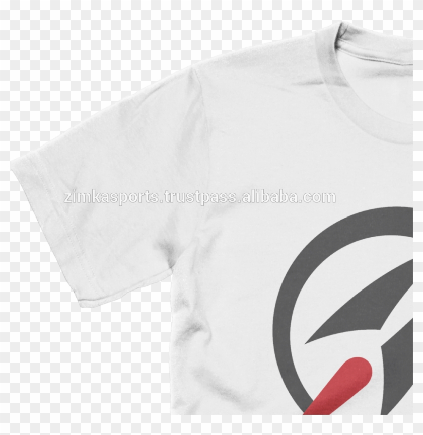 Men Clothing Rib Knit Short Sleeve Bulk Blank T-shirt - Active Shirt Clipart #3028819