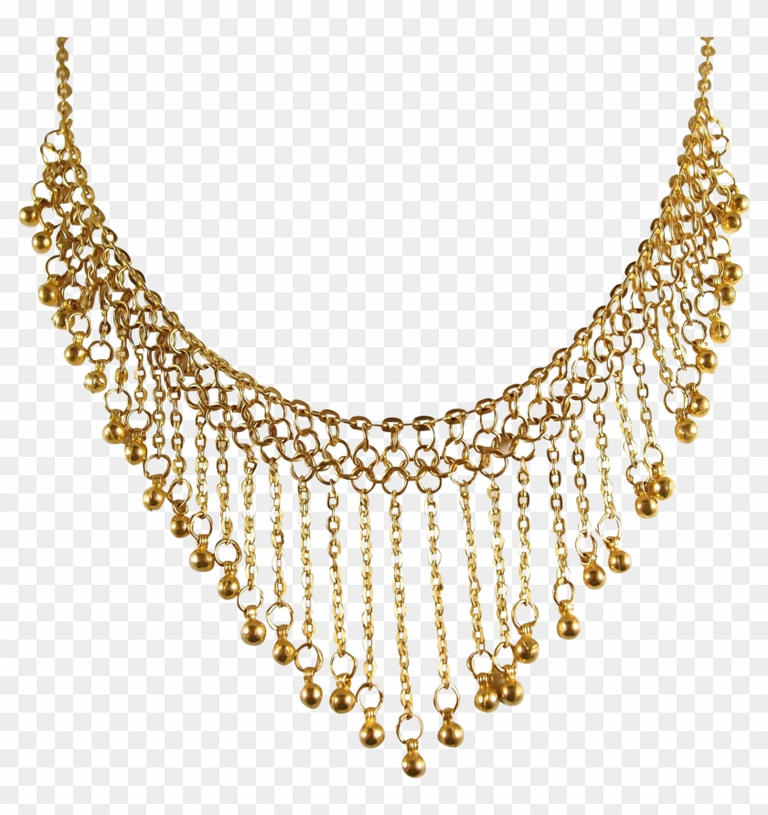 Gold Bib Nobby Design Ideas Etruscan Revival Gold