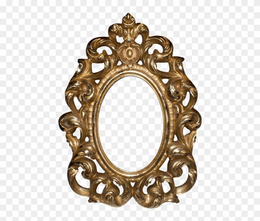 Photo Frame Gold Mirror Frame Png Clipart 3049621 Pikpng