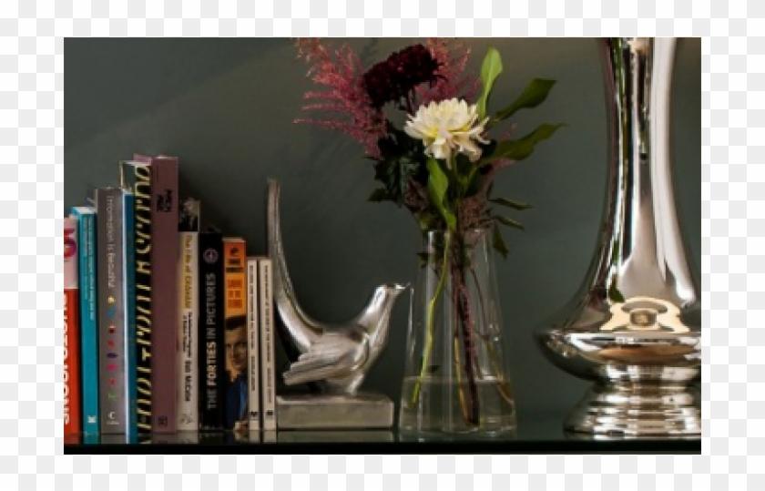 Premier Tapered Clear Glass Flower Vase, Shop In Kenya - Artificial Flower Clipart #3053002