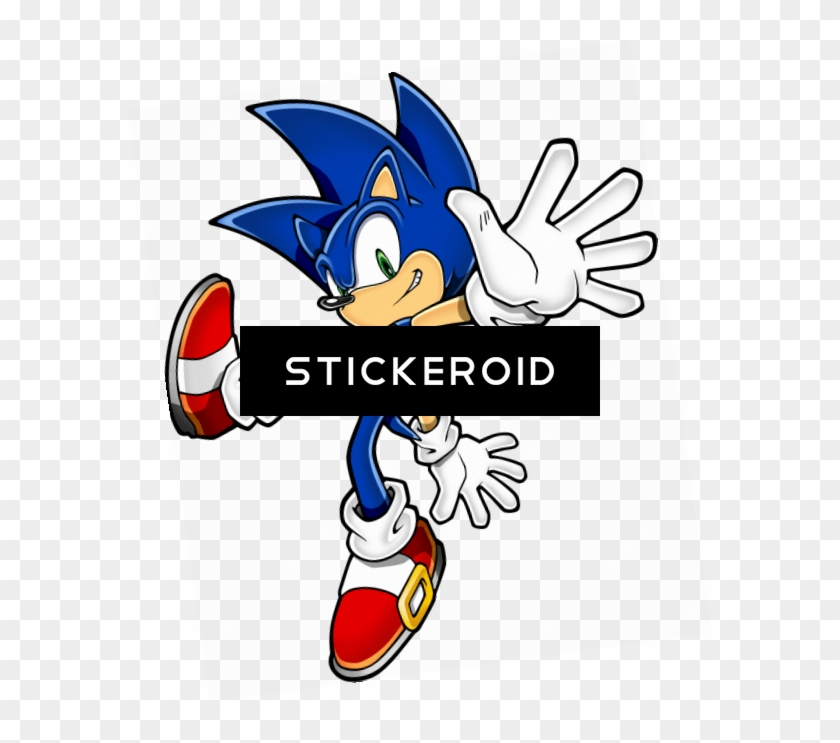 Sonic The Hedgehog Logo Font Sonic The Hedgehog 2d Artwork Sa2