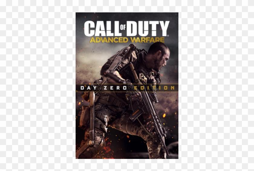 Front Cover - Call Of Duty Advanced Warfare Day Zero Edition Xbox Clipart #3060733