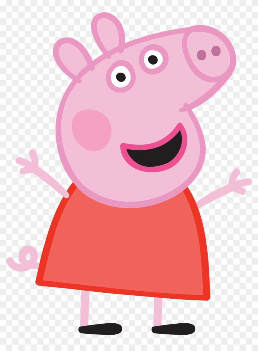 Peppa Pig Live Sweepstakes Peppa Pig Clipart 3061777 Pikpng