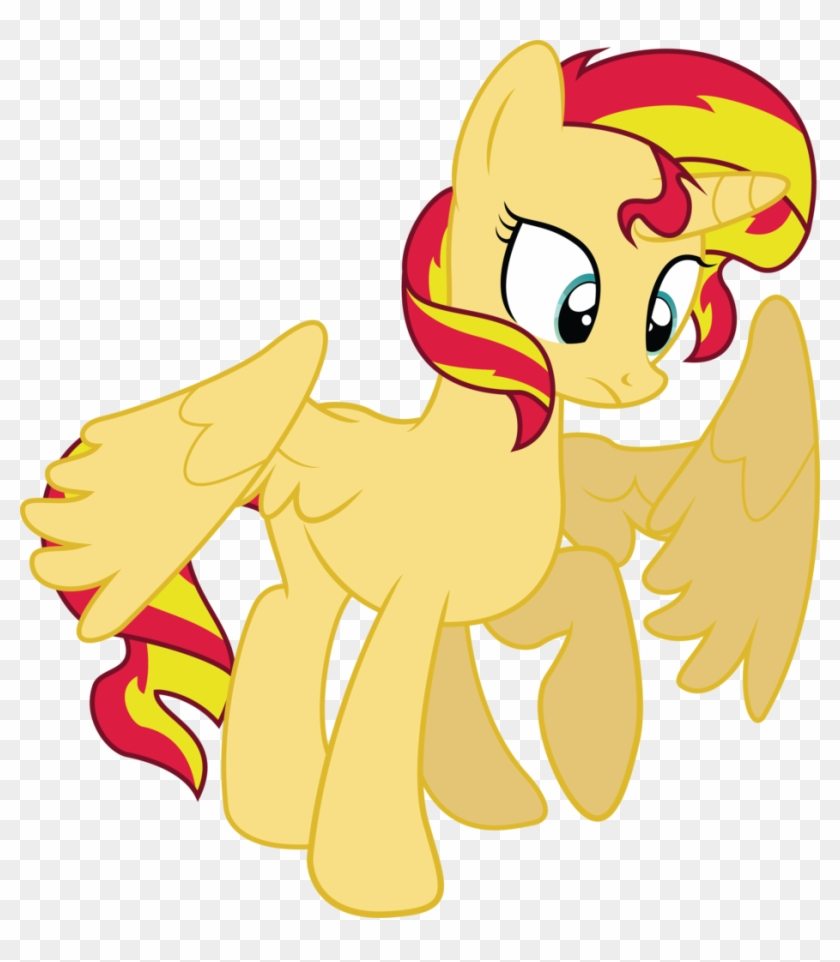 Photo Princess Sunset Shimmer 2 By Illumnious-d7qy51b - Sunset Shimmer Clipart #3065948
