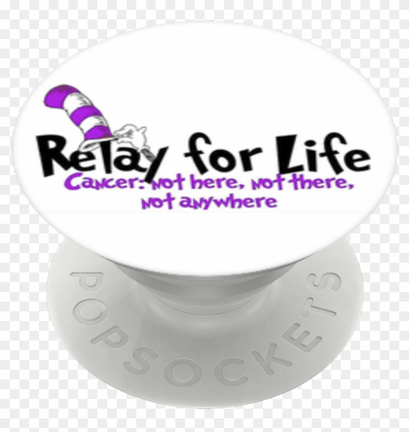 Relay For Life, Popsockets - Candyland Christmas Clipart #3067706