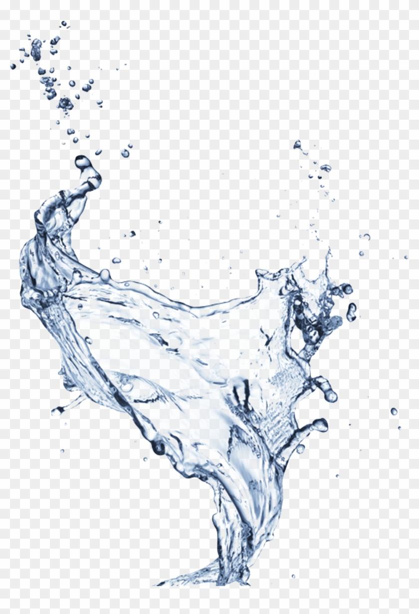 Soda Splash Png - Water Splash Png Transparent Clipart #3081386