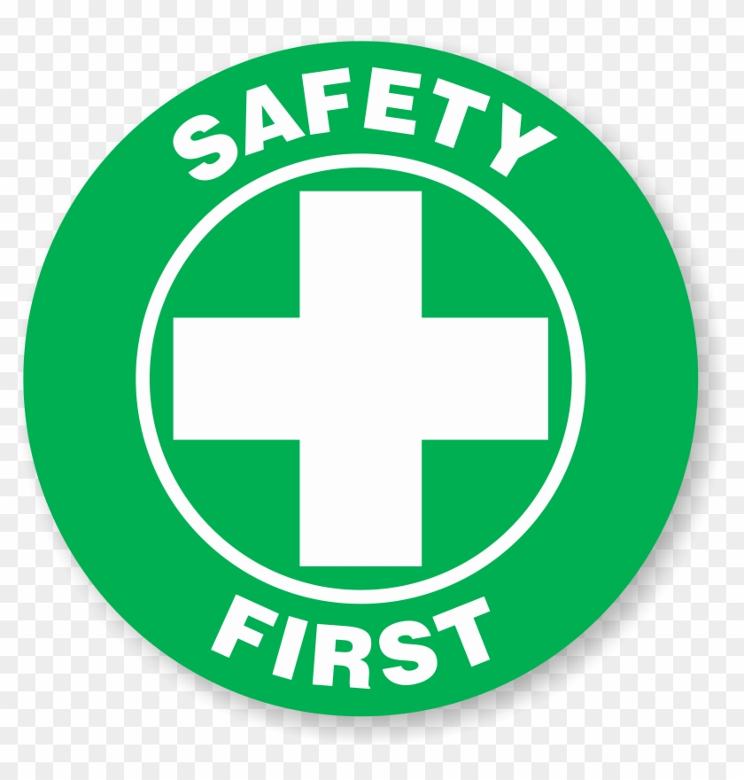 Safety First Hard Hat Decals Emblem Clipart 3082746 Pikpng