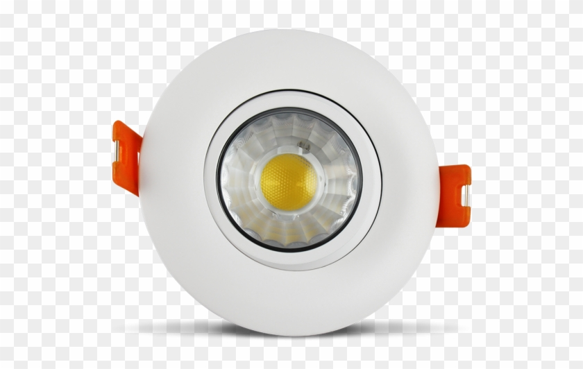 """Luxrite 23245 Led8w/dl3/gb/50k/fl 8w Dimmable 3"""" Gimbal - Incandescent Light Bulb Clipart #3090791"""