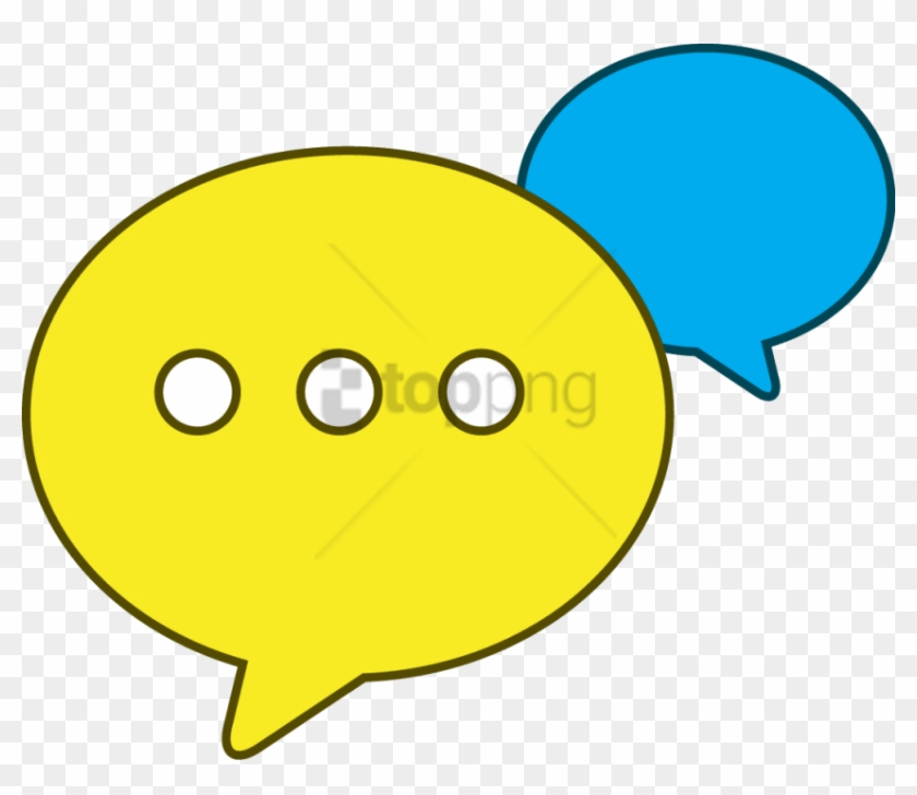 Free Png Live Chat Png Png Image With Transparent Background - Circle Clipart #3090921