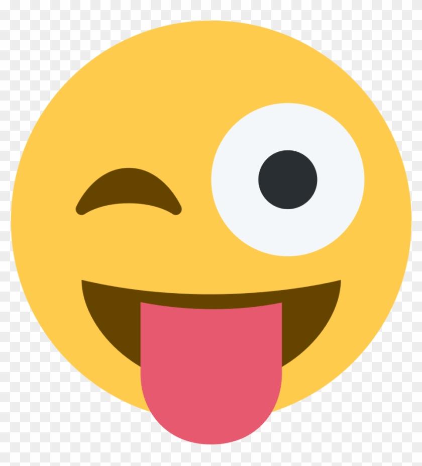 Smiling Face With Smiling Eyes Emoji Emojipedia - Stuck Out Tongue Winking Eye Emoji Clipart #311131