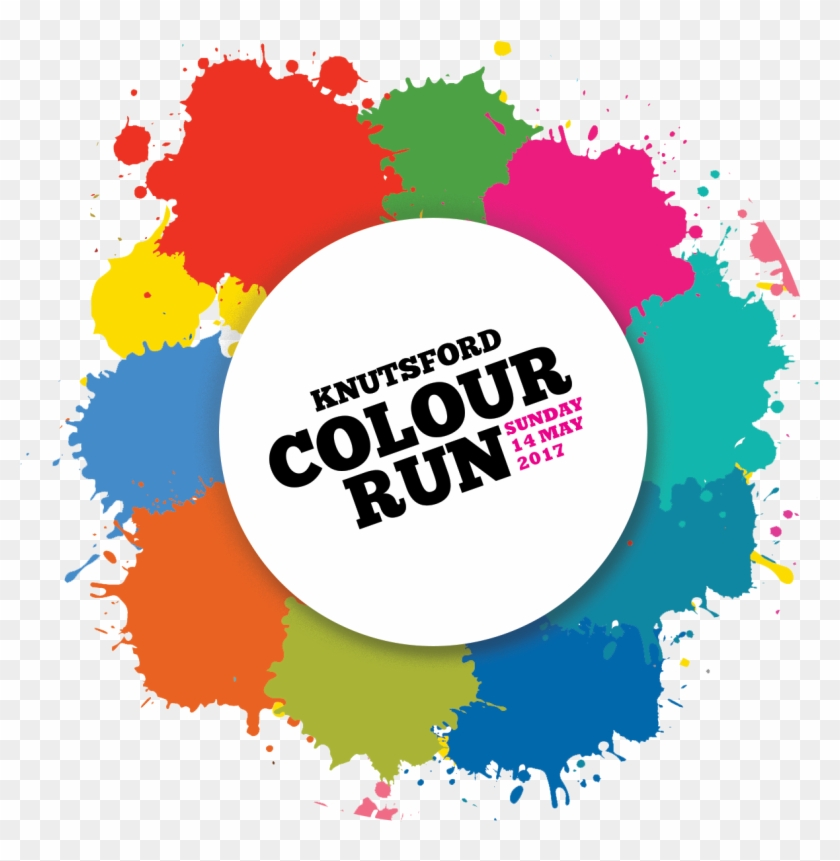Welcome To The Colour Run - Circle Clipart #316429