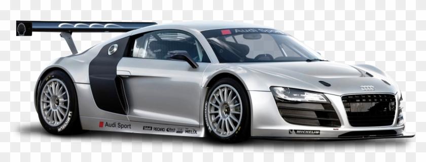 Car Png Download - Audi R8 Gt3 2008 Clipart #316534