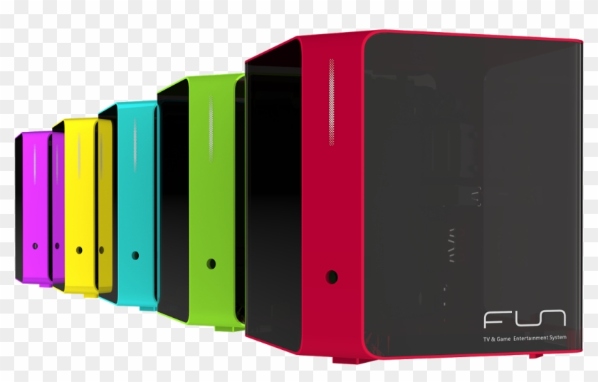 Zte9 Limited Released The Funbox, The World's Fastest - Game Console Storage Box, HD Png Download #316574