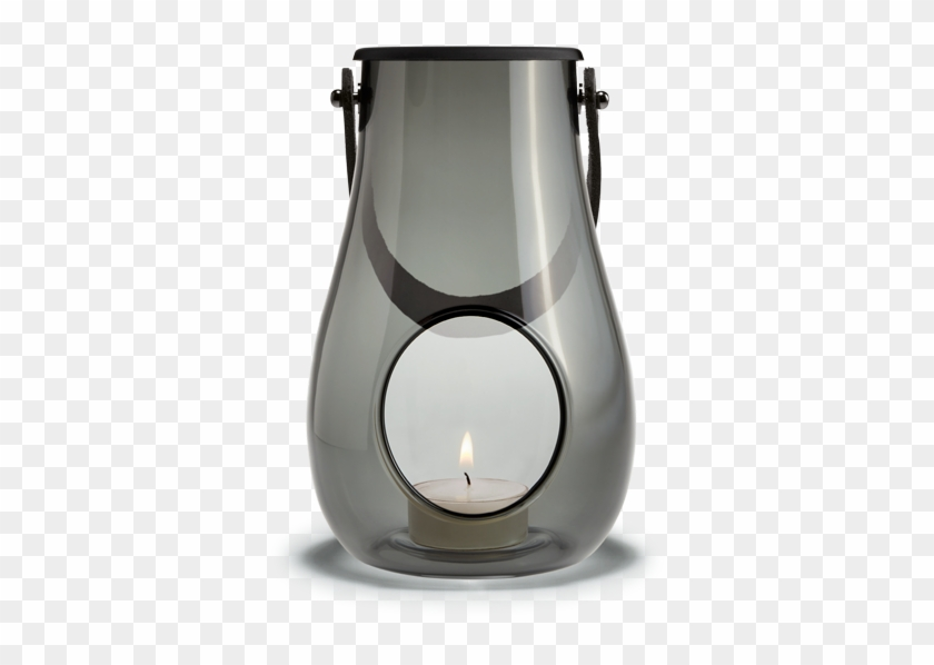 Dwl Lantern Smoke H16 Design With Light - Holmegaard Design With Light Lantern, HD Png Download #316645