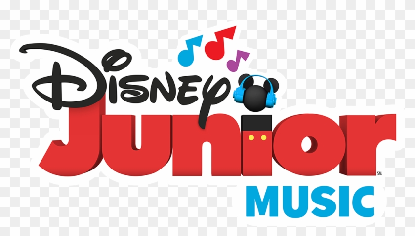 The First-ever Disney Junior Music Radio Station Launches - Disney Junior Dish Channel Clipart #318021
