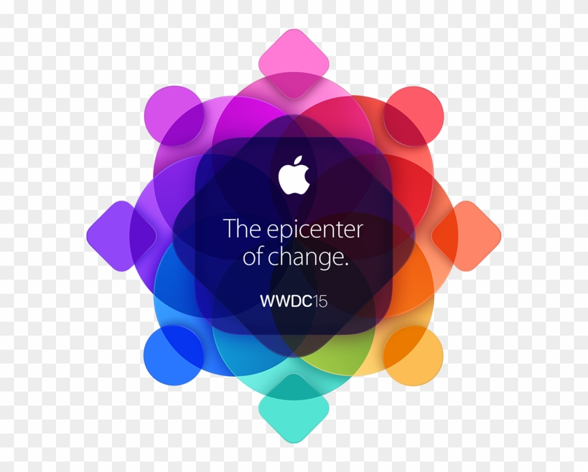 The Company Announced New Versions Of Ios, Os X, Watch - Wwdc 2015 Clipart #318132