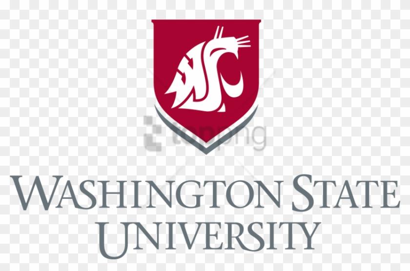 Free Png Download Washington State Spokane University - Washington State University Foundation Logo Clipart #3102589