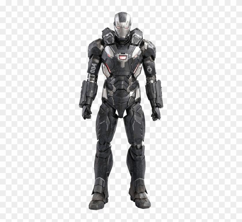 War Machine Mark Iv - War Machine Infinity War Armor Clipart #3105496