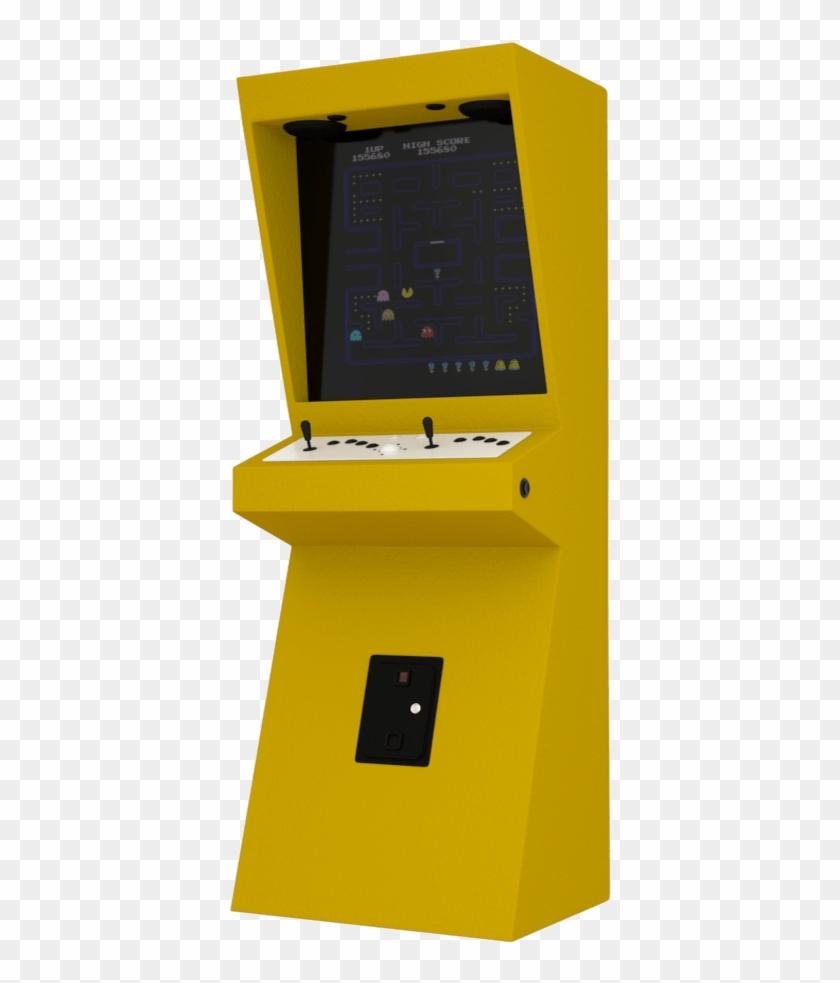 Arcade Machine Collection - Video Game Arcade Cabinet Clipart #3112549