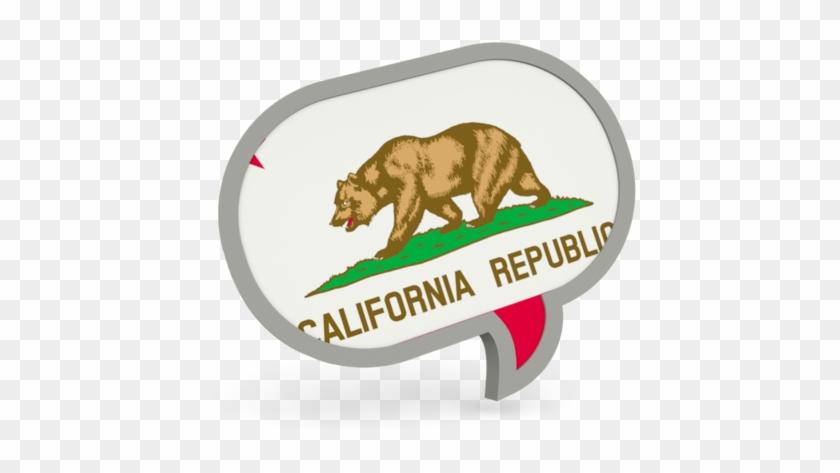 New California Republic Flag Clipart #3117865