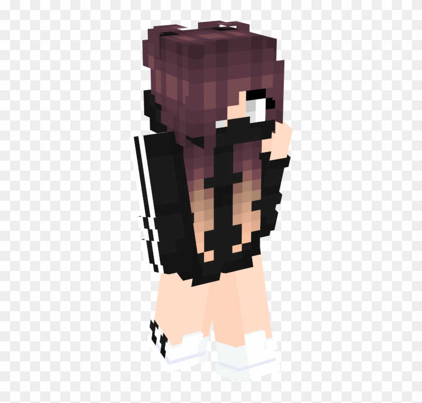 A Cute And Rebellious Style I Would Definitely Go Out Minecraft Skins Girl With Short Hair Clipart 3118880 Pikpng