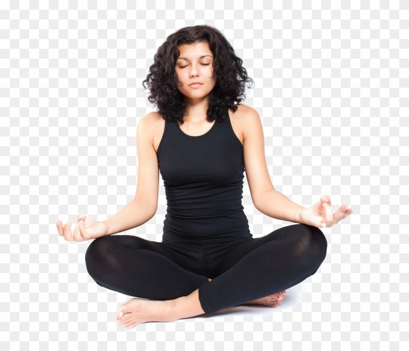 Meditating Png Free Download Meditating People Png Clipart 3132801 Pikpng