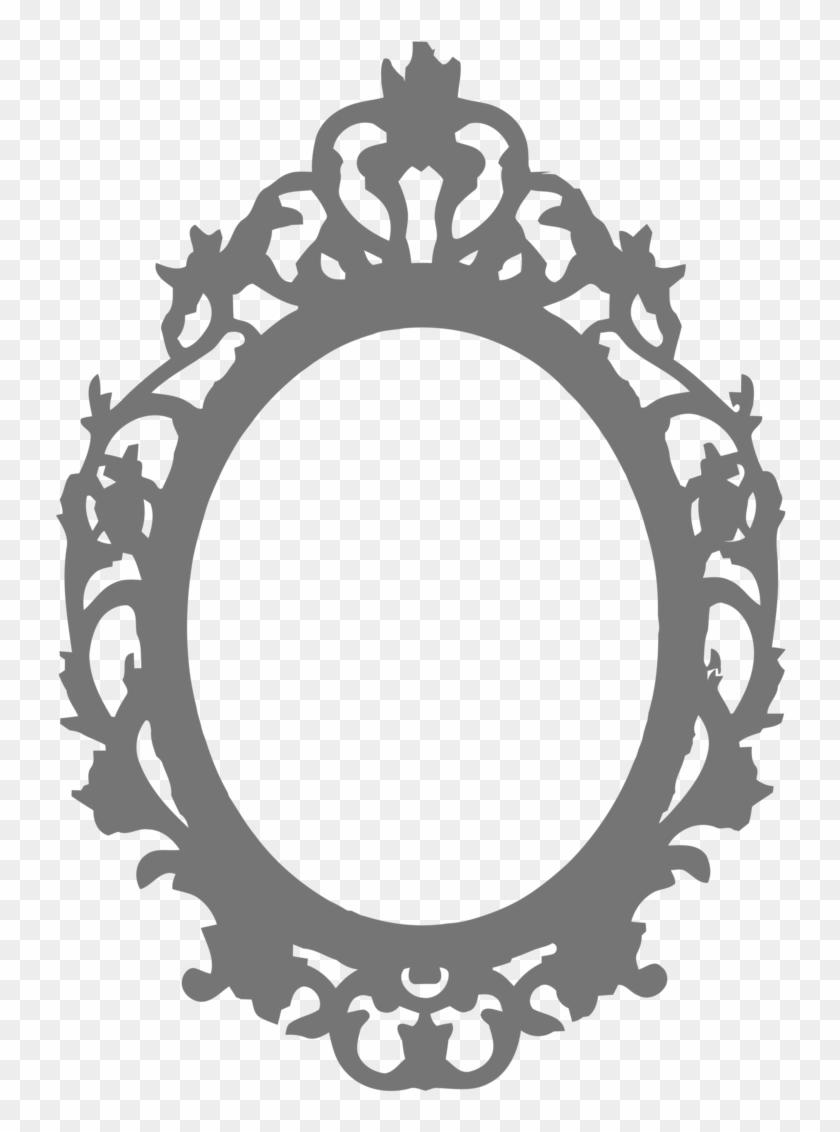 Vintage frame border (1) stock illustration. Illustration of negative -  433557