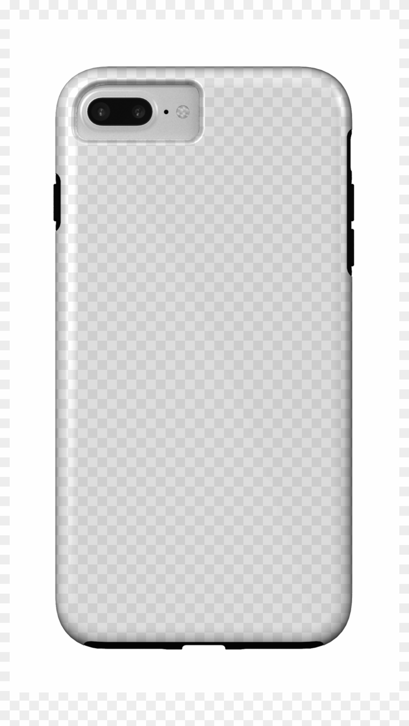 Iphone Svg Template Rose Gold - Mobile Phone Case Clipart #3134736