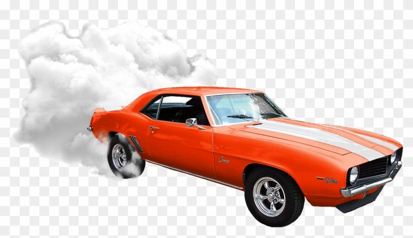 Show Car Classic Auto Performance Muscle Clipart - Antique Car - Png Download #3134941
