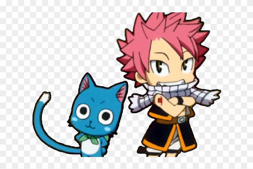 Fairy Tail Mini Natsu Clipart #3146680