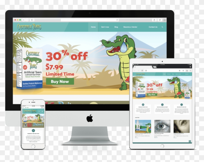 We Know The Platforms Intimately And Can Build A Website - Tablet Computer Clipart #3154433