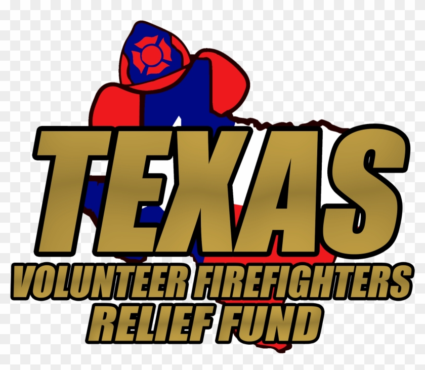 Texas Volunteer Firefighters Relief Fund Clipart #3163306