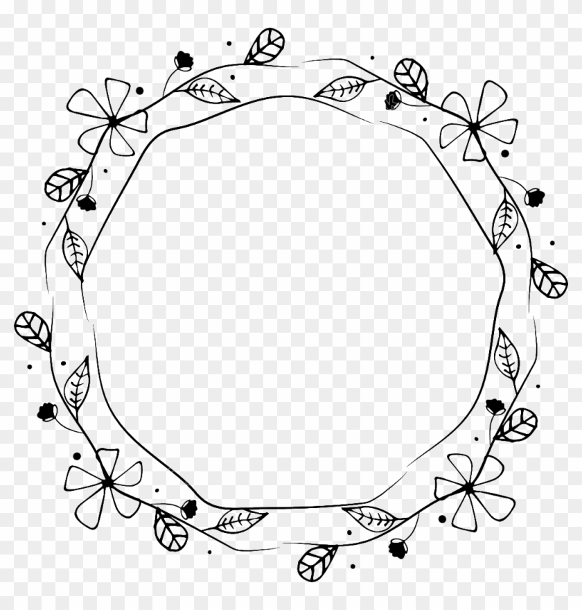Clip Art Royalty Free Download Painted Double Layer - Circle - Png Download #3164795