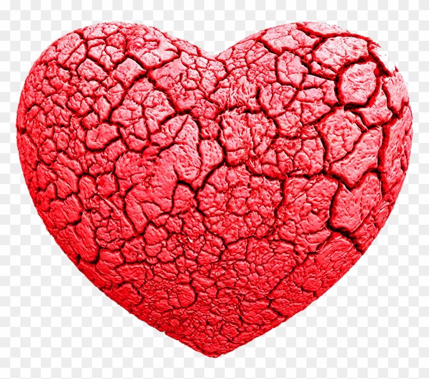 Broken Heart Emoji Png - Broken Stone Heart Png Clipart #3176729