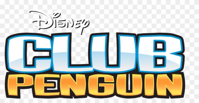 Club Penguin Logo - Disney Club Penguin Logo Clipart #3198008