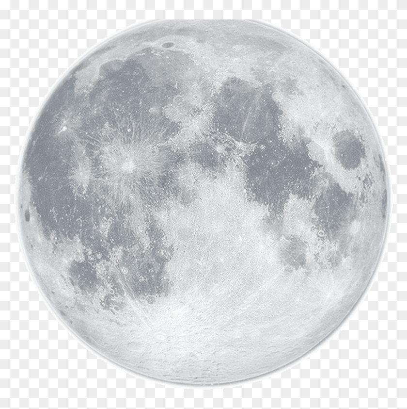 Full Moon Images Free Download - Full Moon Png, Transparent Png #320631