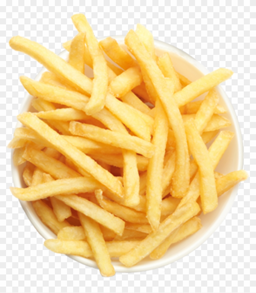 Marquise French Fries - French Fries Top View Png Clipart #322103