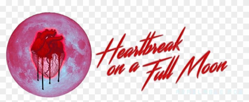 Heartbreak On A Full Moon - Chris Brown Heartbreak On A Full Moon Only Heart Clipart #322428
