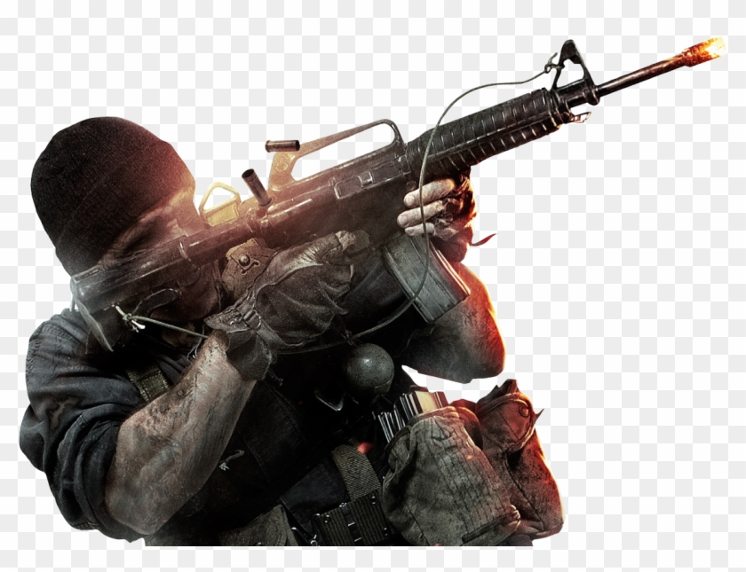 Call Of Duty Png Background - Call Of Duty Black Ops Clipart #322536