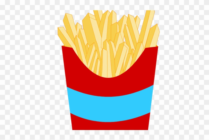 French Fries Clipart Chips - French Fries - Png Download #322766