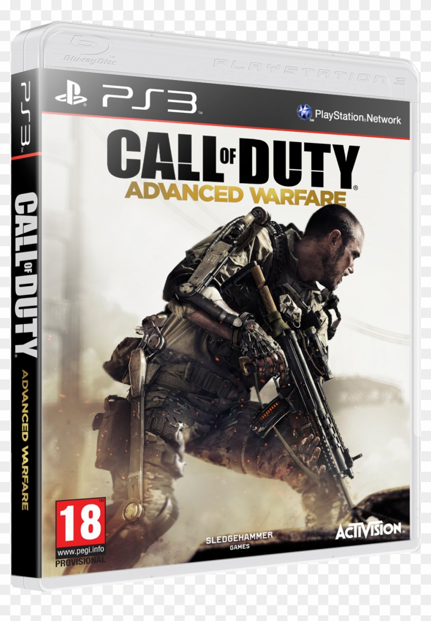 Advanced Warfare Details Launchbox - Call Of Duty Advanced Warfare Ps4 Png Clipart #323430